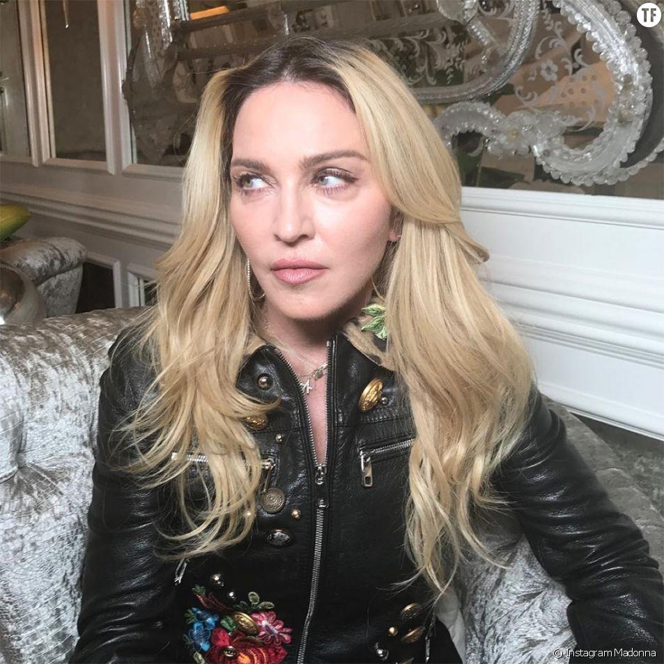 Le coup de gueule de Madonna contre le sexisme