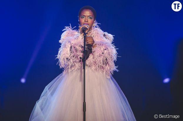 Concert de Lauryn Hill à Las Vegas le 7 septembre 2018