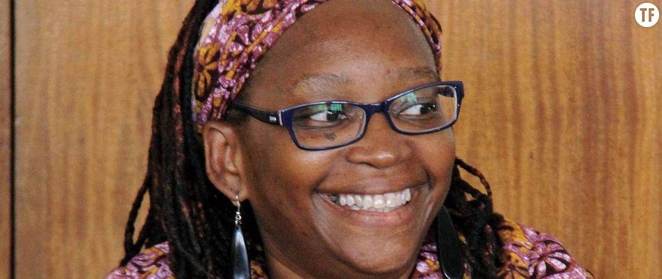 La militante pour les droits des femmes Stella Nyanzi.