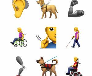 Couples mixtes, gay, chaise roulante... Les emojis deviennent enfin plus divers