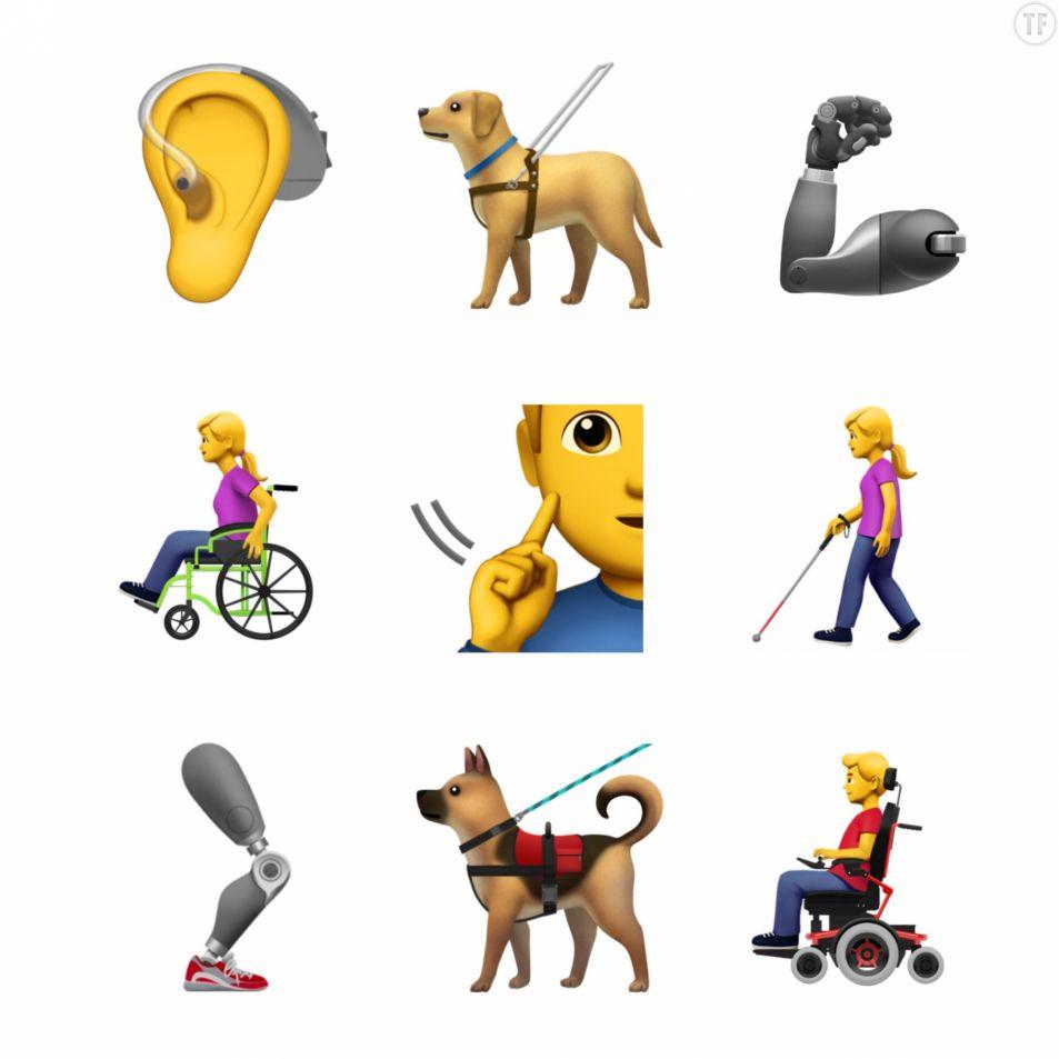 Les emojis se diversifient de plus en plus. Capture d'écran Instagram.
