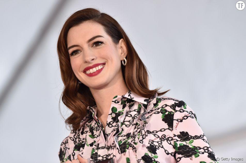 Anne Hathaway brise de la tabou de la fertilité (et c'est nécessaire)
