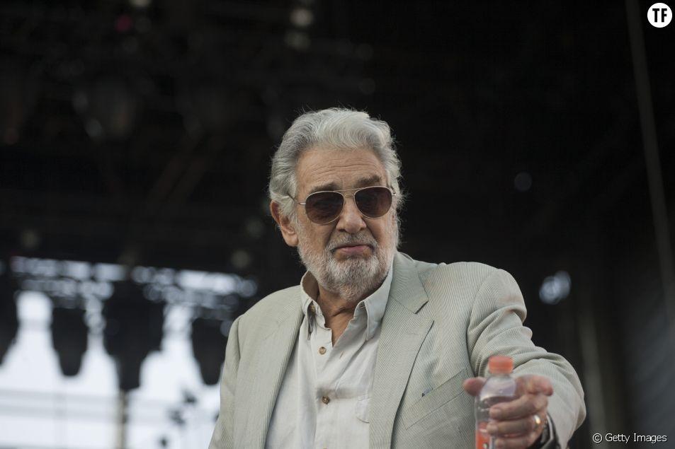 Placido Domingo fait l'objet d'accusations édifiantes.