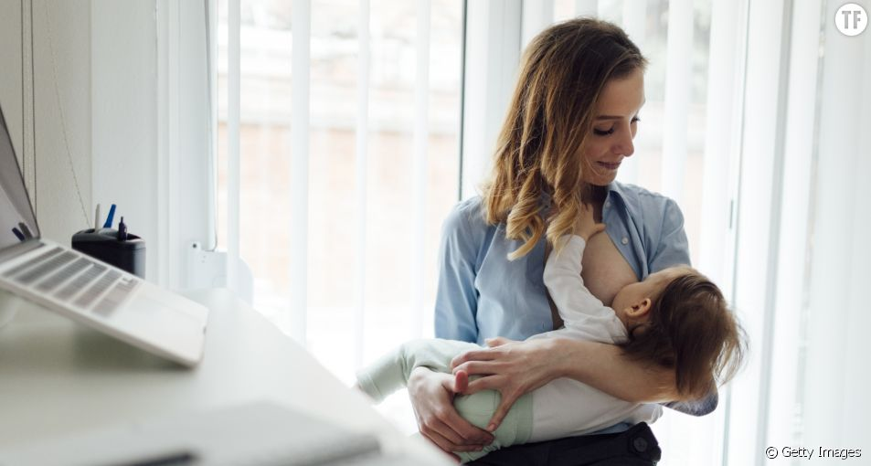 Elle allaite son bébé à Pôle Emploi, on lui demande de partir.