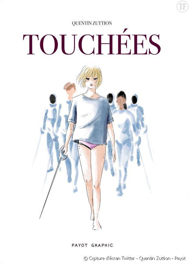 """""""Touchées"""", de Quentin Zuttion."""