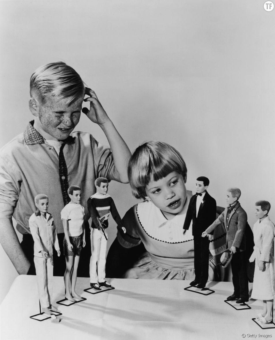 Les poupées Mattel : un coup de pied dans la tradition ?