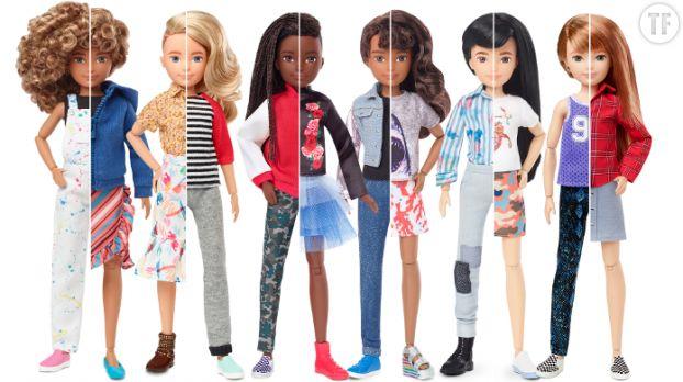 Creatable World, les premières poupées non-genrées de Mattel