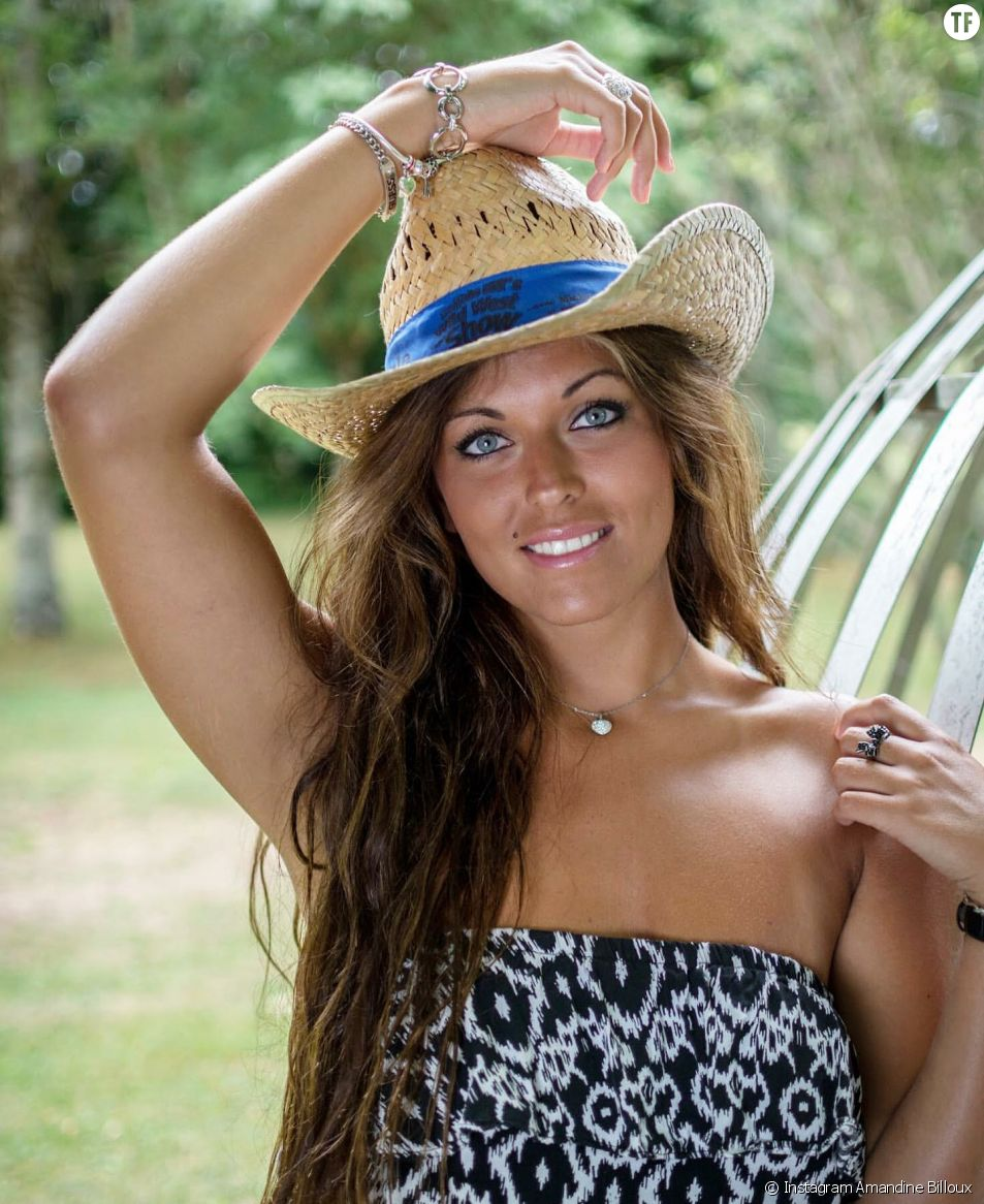 La candidate Miss France recalée Amandine Billoux