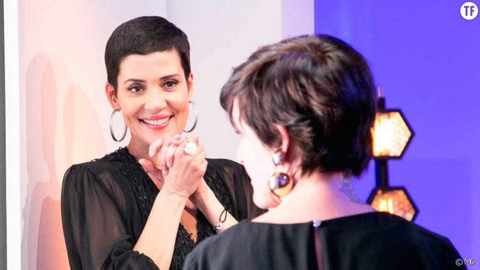 "L'émission ""Objectif 10 ans de moins"" avec Cristina Cordula"