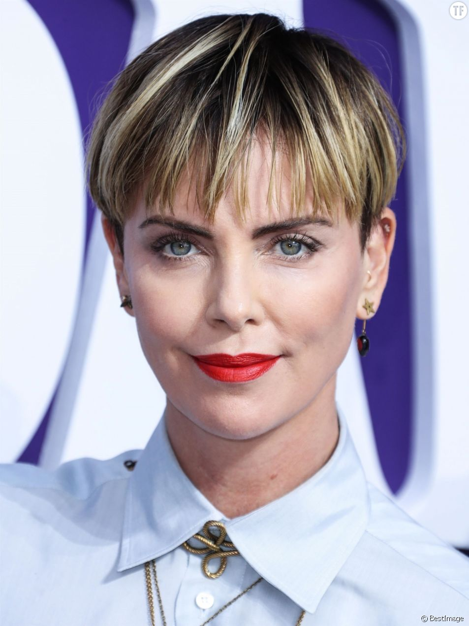 Charlize Theron le 6 octobre 2019 à Los Angeles