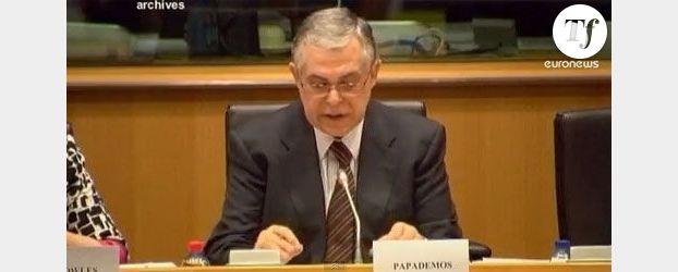 Grèce : Papademos Premier ministre après Papandréou