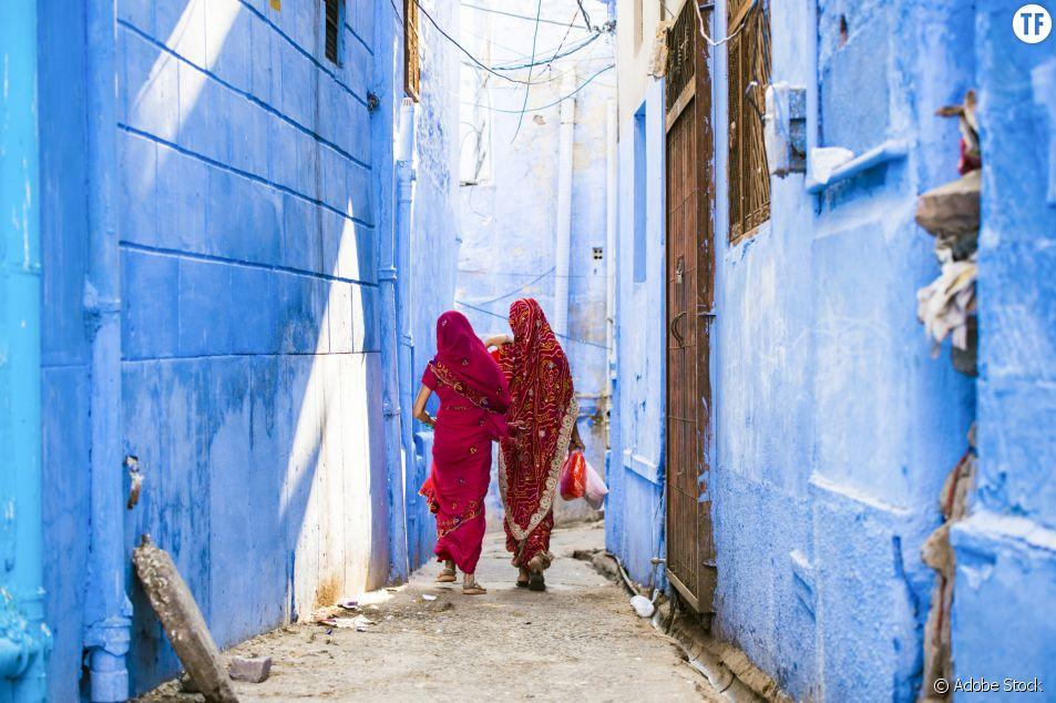 Violée, une jeune indienne est brûlée vive sur le chemin de son procès