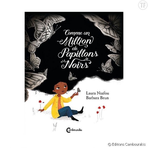 """""""Comme un million de papillons noirs"""", un phénomène de littérature jeunesse."""