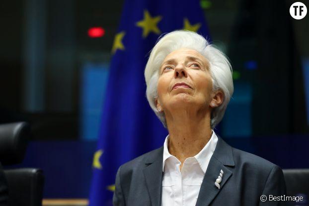 Christine Lagarde, la deuxième femme la plus puissante au monde.