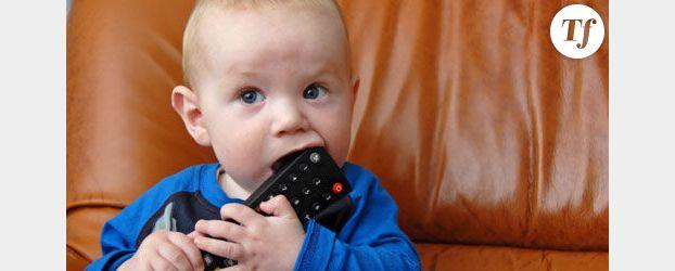 Les DVD éducatifs, sans intérêt pour les bébés