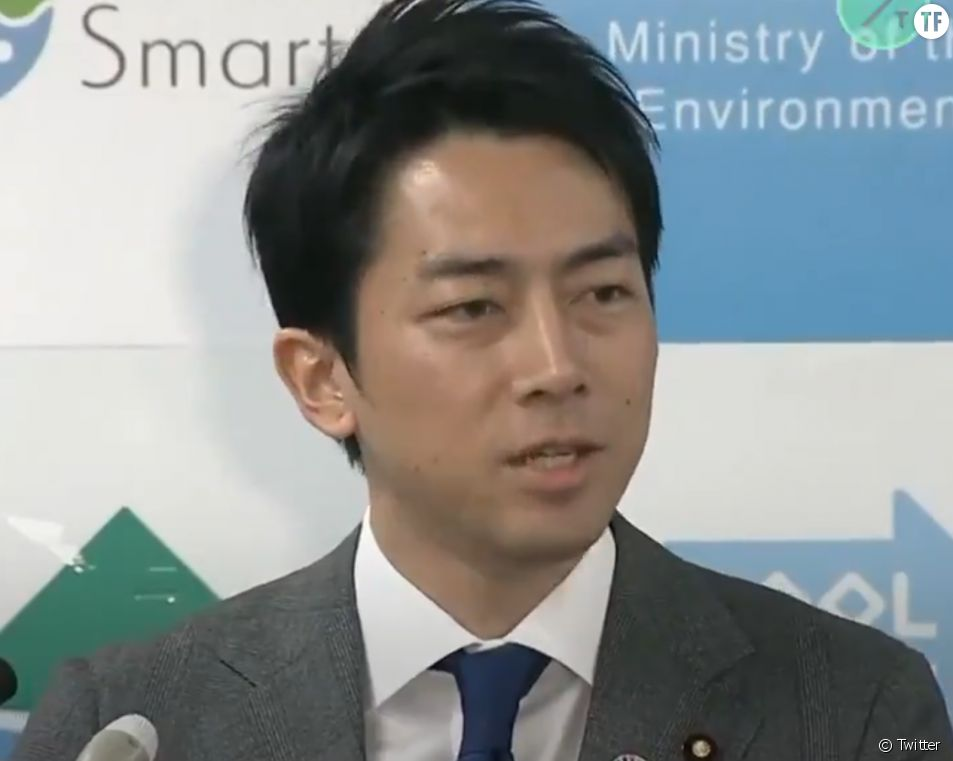 Pour la première fois, un ministre japonais s'autorise à prendre un congé paternité