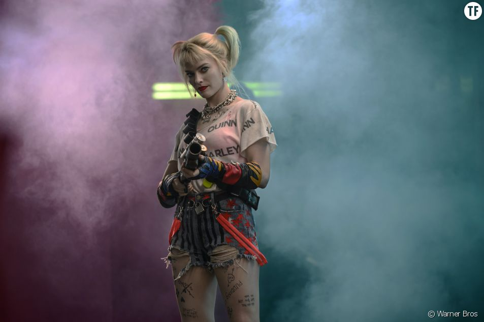 """Birds of Prey"" érige Harley Quinn en icône badass."