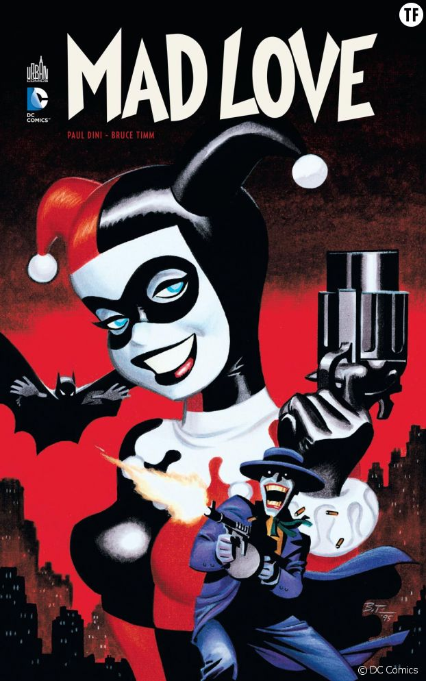 """Mad Love"", ou l'histoire fondamentale pour comprendre Harley."