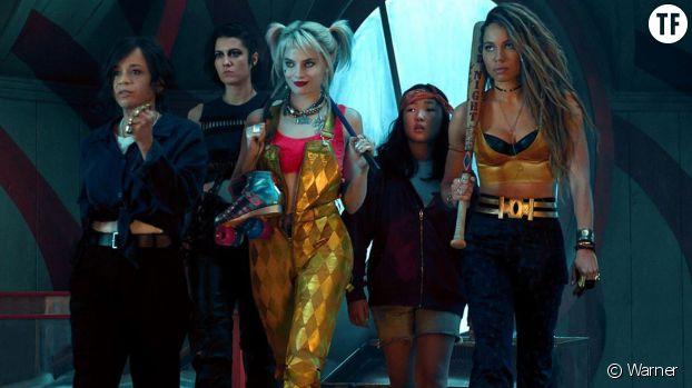 La réssurection de Harley Quinn.