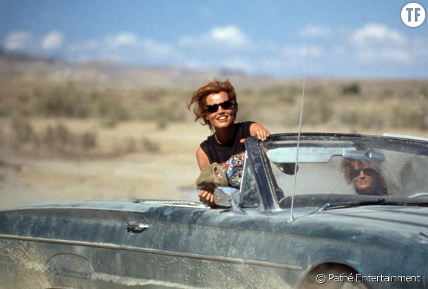 """Thelma et Louise"", un road movie révolutionnaire."