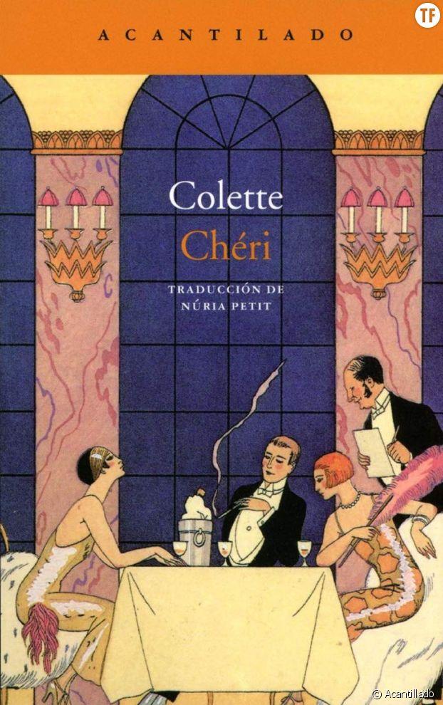 """""""Chéri"""", le classique de Colette."""