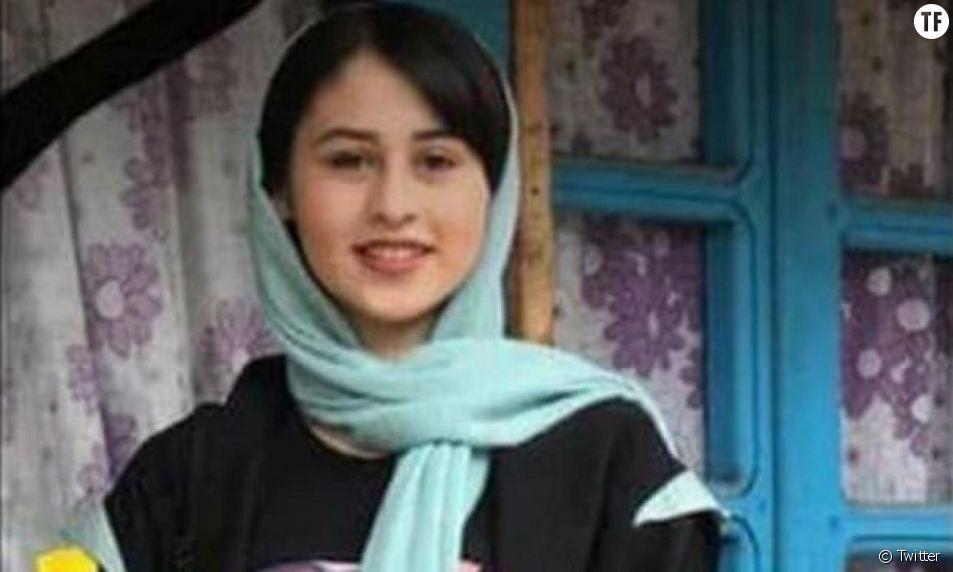 En Iran, la mort de Romina Ashrafi suscite l'indignation.