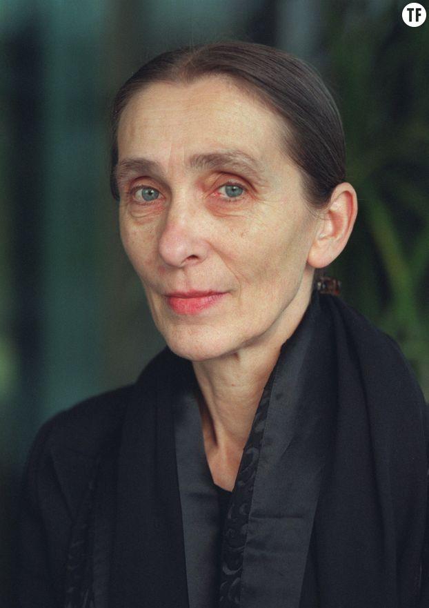 La chorégraphe Pina Bausch en 1997