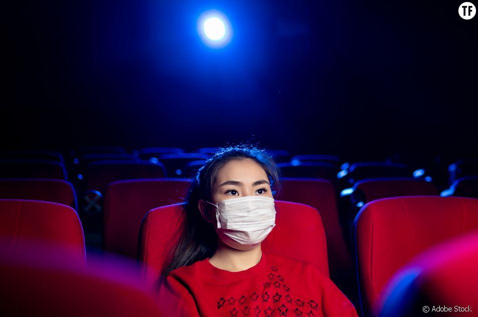 Faudra-t-il porter un masque au cinéma ?