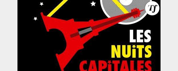 Les Nuits Capitales 2011 réveillent Paris - Programme