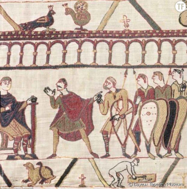 La Tapisserie de Bayeux et ses 93 pénis