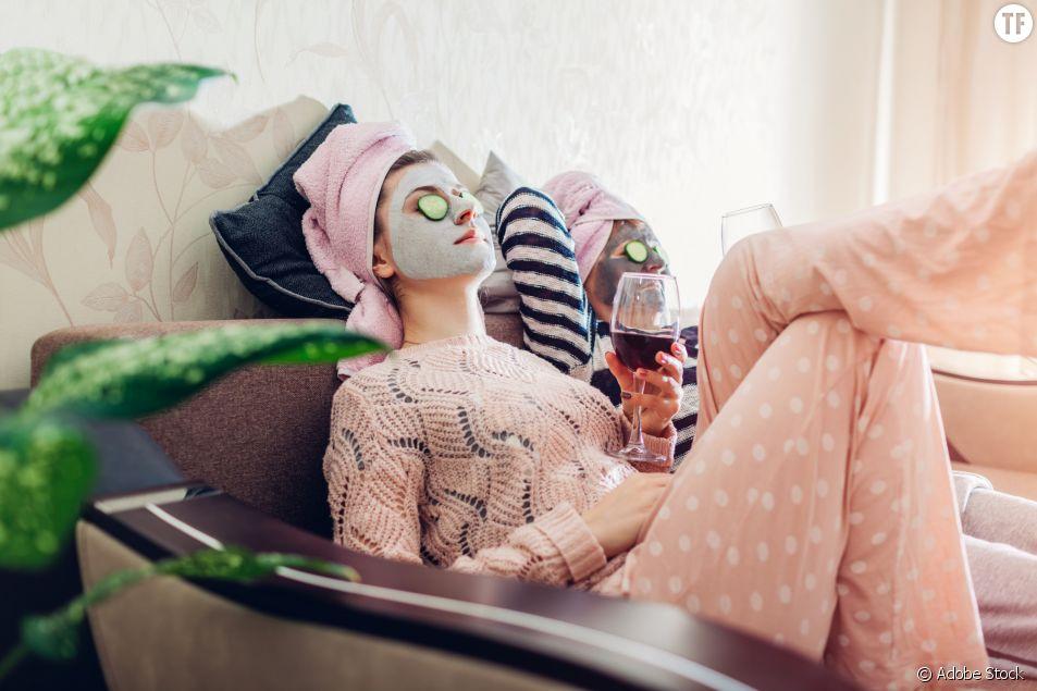 Comment le masque de beauté est devenu l'allié self-care ultime en 2020