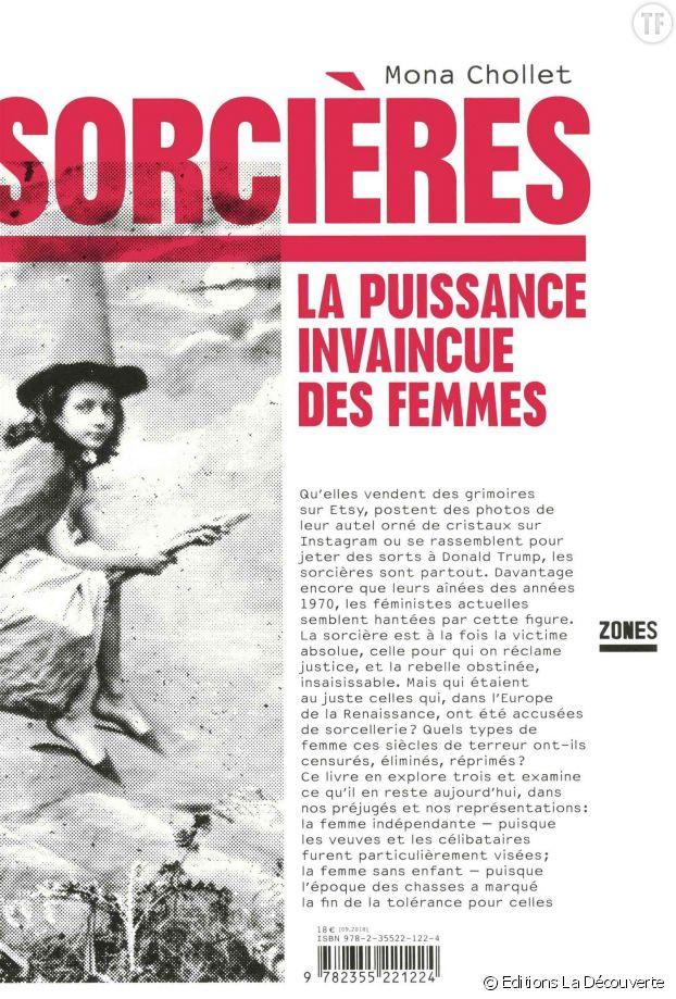 """""""Sorcières"""", ou quand Mona Chollet conte """"la puissance invaincue des femmes""""."""