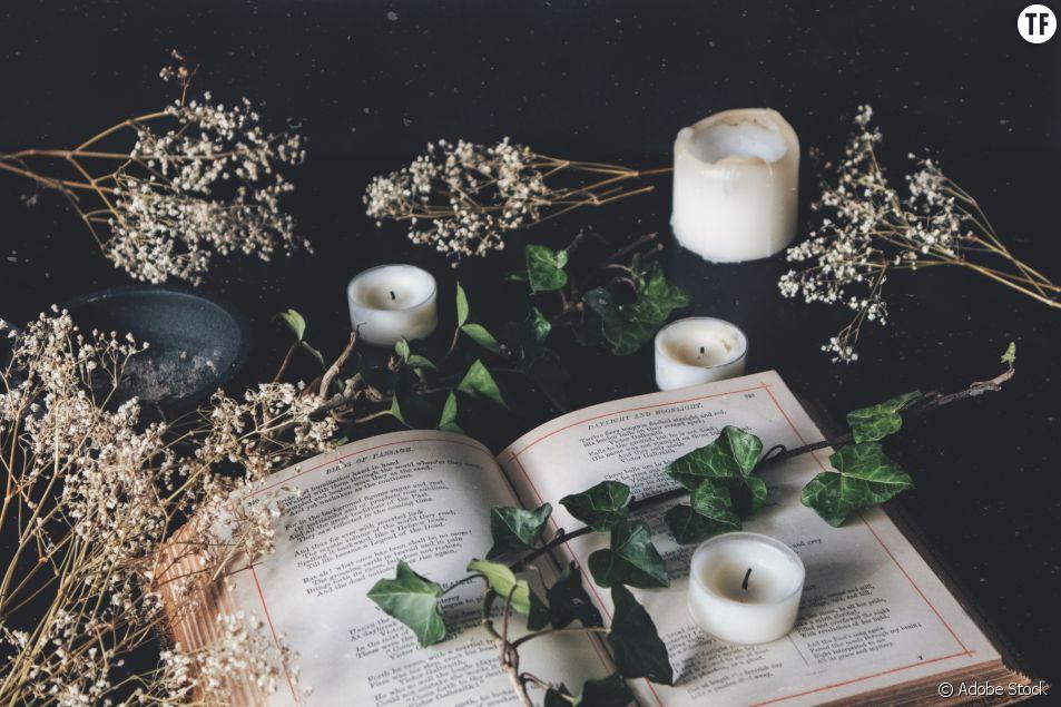 Sélection de livres sur les sorcières