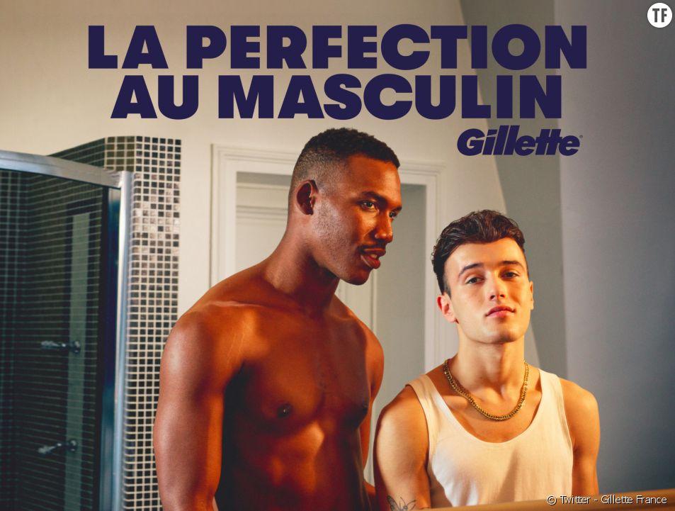Les publicités Gillette mettent en lumière la diversité masculine.
