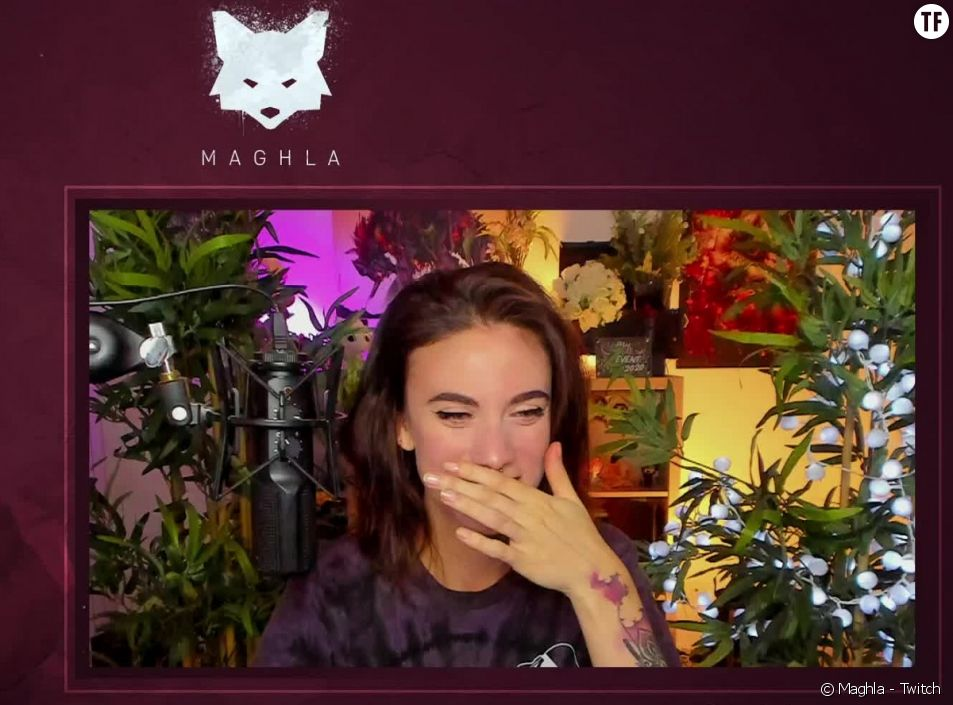 Sur Twitch, la streameuse Maghla détonne par son humeur feel good et son expertise gaming.