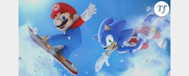 Mario Sonic Aux Jo De Londres 2012 Vidéo Trailer