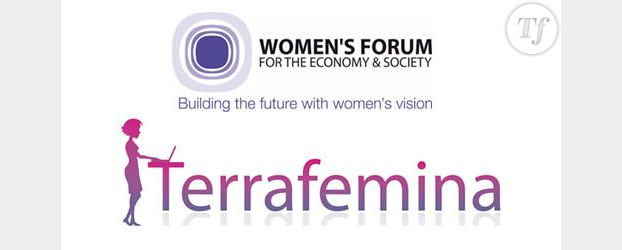 Terrafemina s'allie avec le Women's forum !