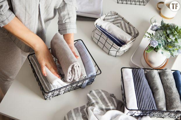 Désencombrer puis nettoyer, un réflexe à prendre tous les jours.