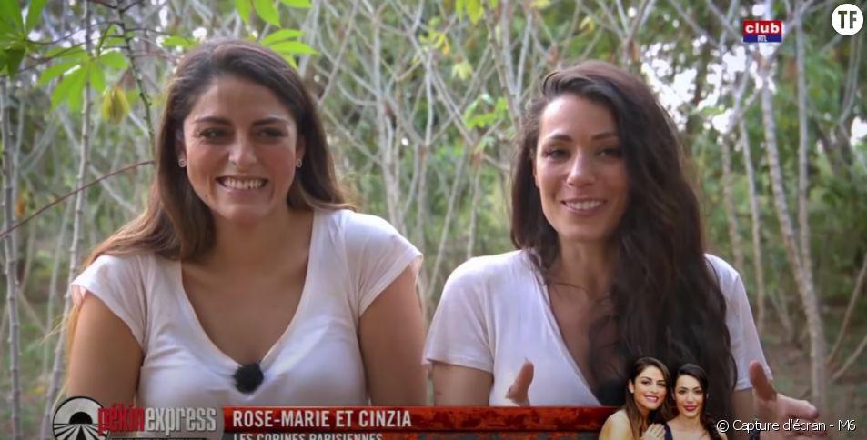 """Le duo Rose-Marie et Cinzia victime de sexisme ordinaire dans l'émission """"Pékin Express"""""""