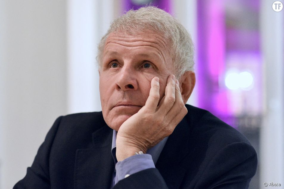 Patrick Poivre d'Arvor en janvier 2019