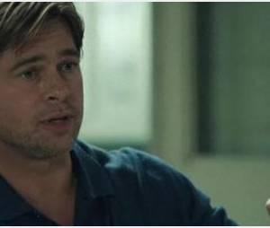 "Brad Pitt : entraineur ""Stratège"" d'une équipe de Baseball"