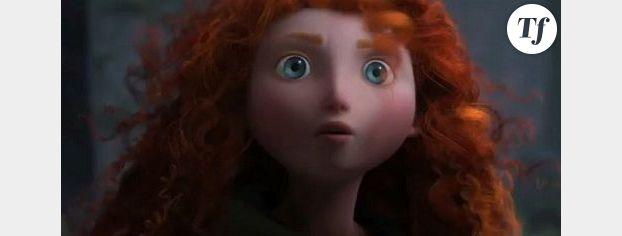 """""""Rebelle"""" : les studios Pixar dévoilent les premières photos !"""