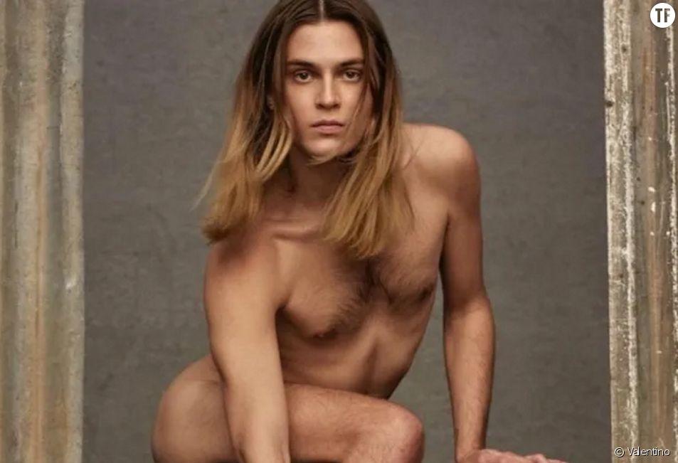 Pourquoi le beau portrait de Michael Bailey Gates chez Valentino défrise les homophobes.
