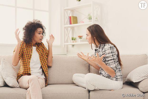 Lorsque l'amitié vaut le coup, parler pour avancer.