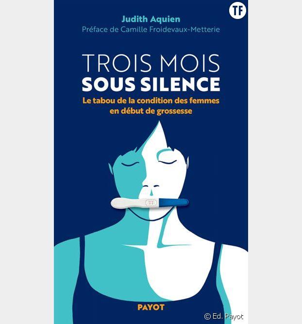 """Trois mois sous silence"", de Judith Aquien"