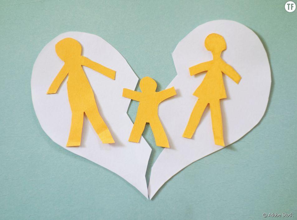 Comment annoncer une séparation à un enfant
