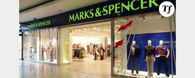 Marks & Spencer la marque de retour en France