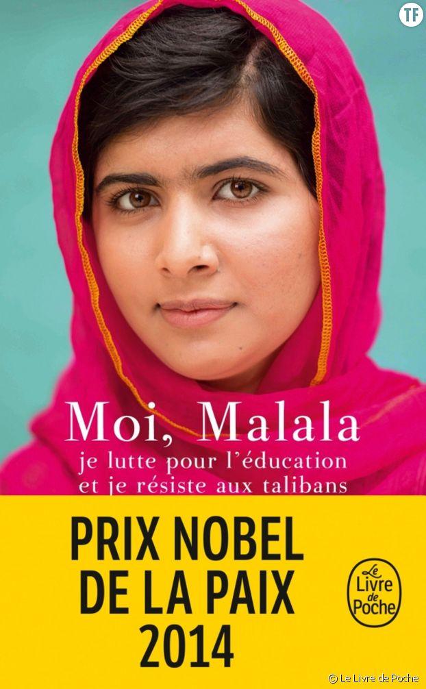 """Moi, Malala"" de Malala Yousafzai, un manifeste fort."