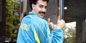 """Sacha Baron Cohen : Borat chez Tarantino dans """"Django Unchained"""""""