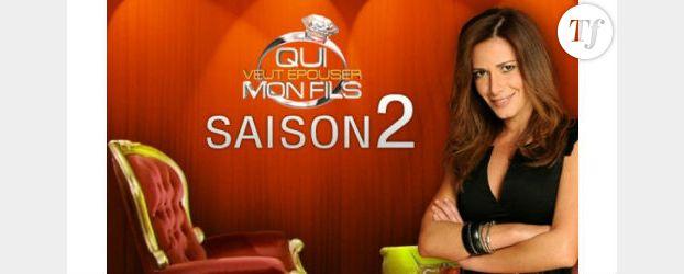 TF1 : Qui veut épouser mon fils saison 2 en 2012